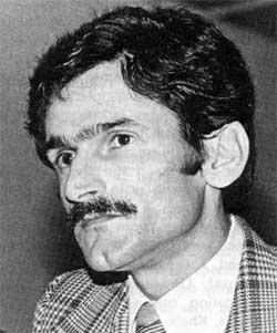 Mr. Mahmoud Shuqair, West Bank journalist and writer