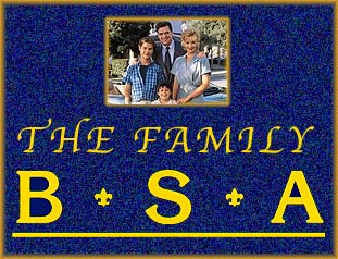 BSA Family icon