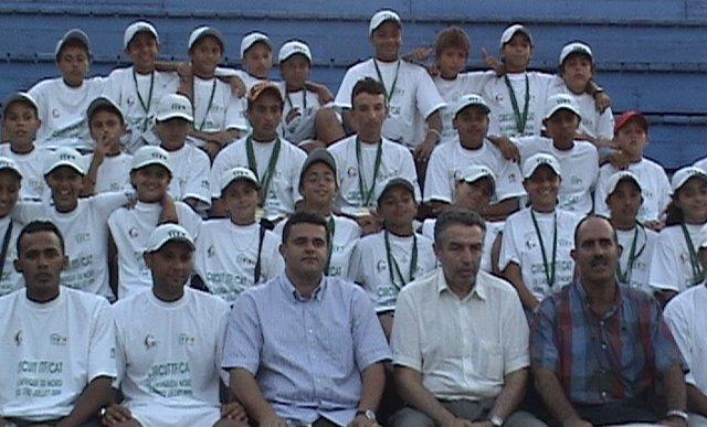 All Teams in ITF/CAT 13 & Under Circiut 2006